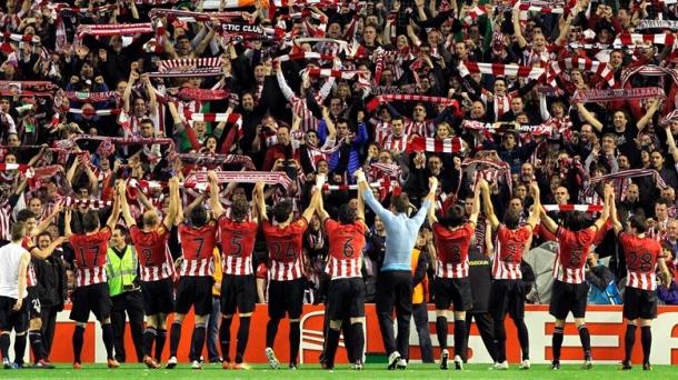 Athletic Bilbao San Mamés Europa League