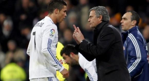 Mourinho « J'ai dit le vrai Ronaldo parce que… »