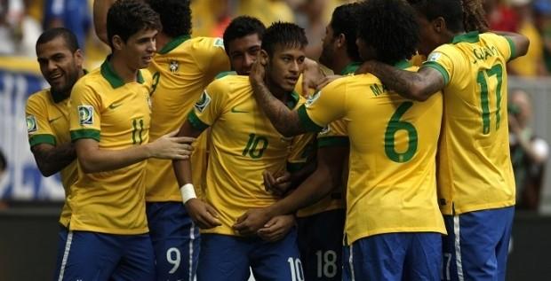 Brésil 3-0 Espagne
