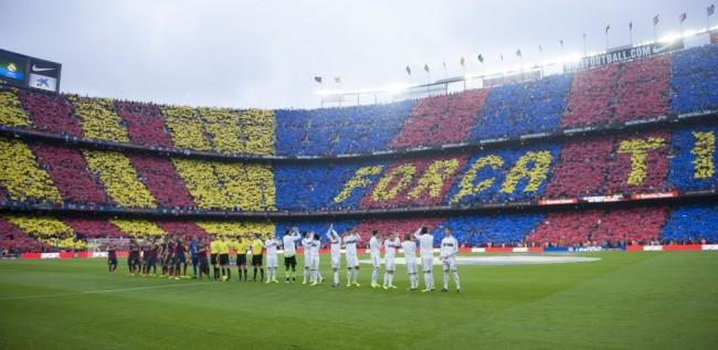 Clasico Camp Nou