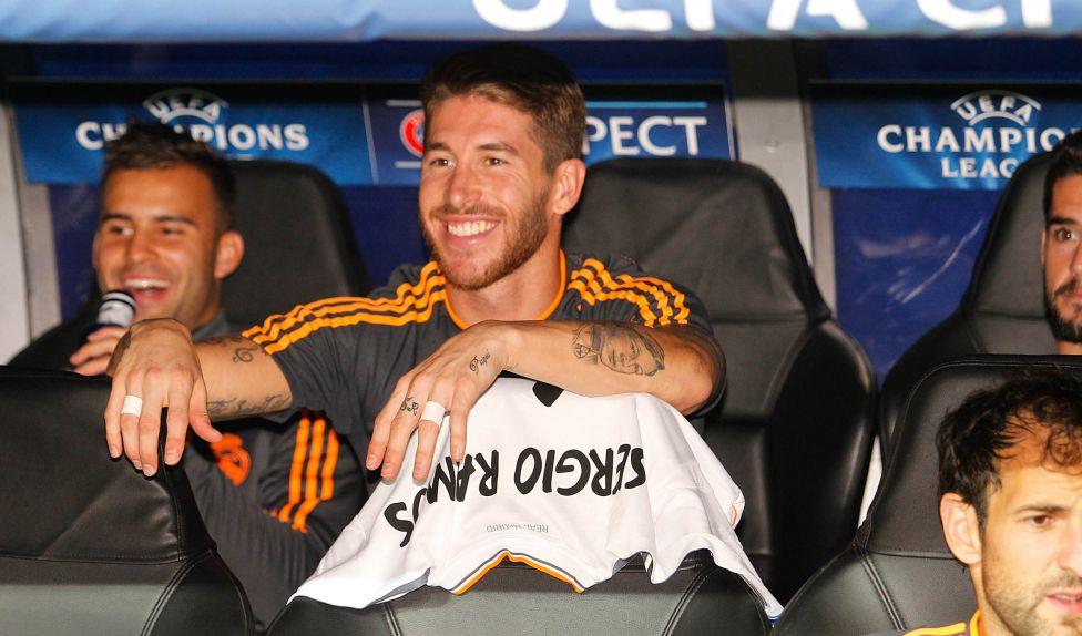 Real: Un problème Ramos-Pérez ?