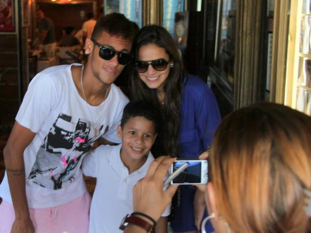 Bruna Marquezine Neymar