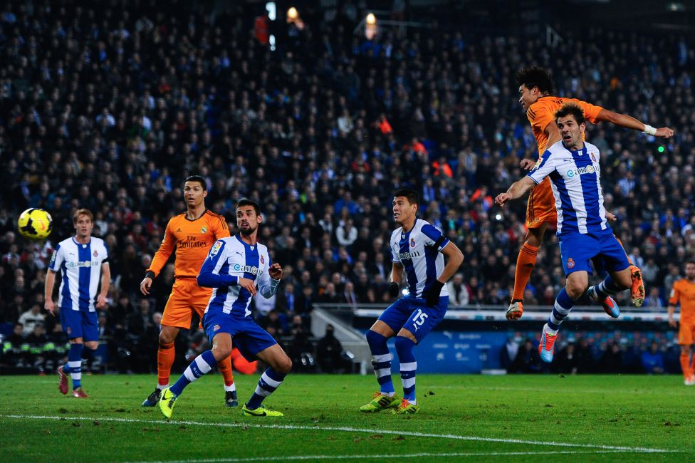 Pepe Ronaldo Espanyol Barcelone