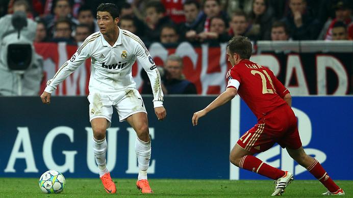 Fc Bayern Real Madrid Zdf