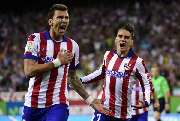 Atlético Madrid 1-0 Real Madrid