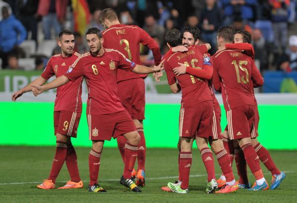 Espagne 3-0 Biélorussie : Une victoire tranquille