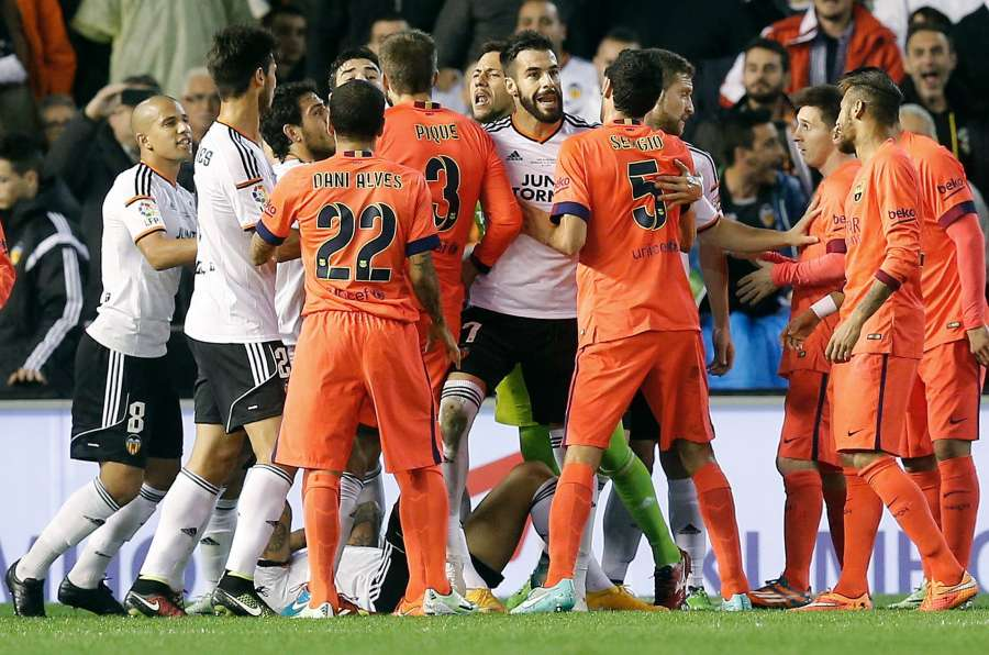 Valence 0-1 Barcelone : Busquets sauve les Blaugrana