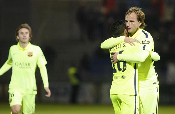 Huesca 0-4 Barcelone : Victoire tranquille