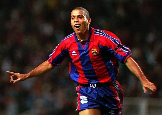 Ronaldo Barça
