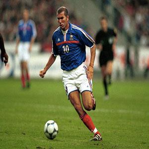 Contre quelle équipe Zizou a-t-il honoré sa première selection en équipe de France, le 17 août 1994 ?