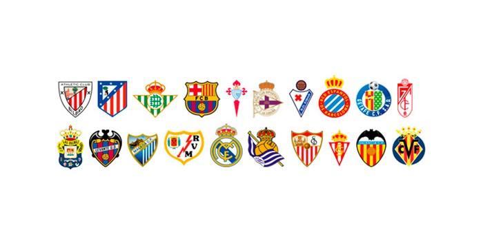 Quiz quel club espagnol est fait pour vous foot espagnol - Logo club foot espagnol ...
